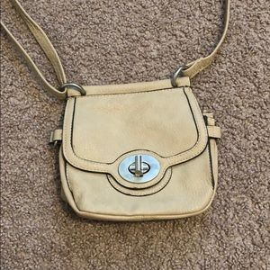 Cross body purse!